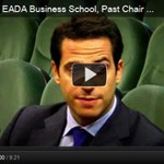 Jordi Diaz of EADA Business School, Past Chair of the Executive MBA Council