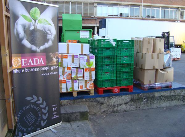 Banc dels Aliments - EADA