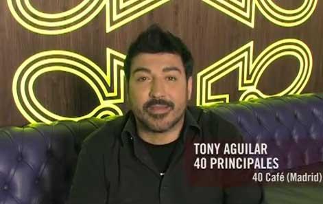 Tony Aguilar Campaña Banc dels Aliments
