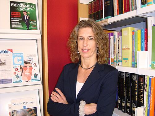 Marjolein Overmars, Directora del Global EMBA de EADA