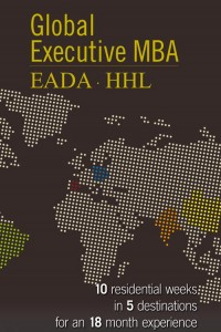 Global Executive MBA EADA-HHL