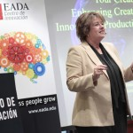 Dra. Shelley Carson en EADA Business School Barcelona