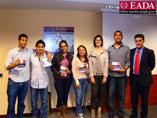 Grupo Polifemo, del MBA Internacional de EADA