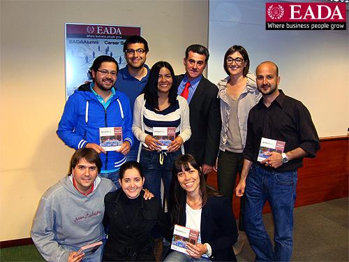 Grupo Penélope, del MBA Internacional de EADA
