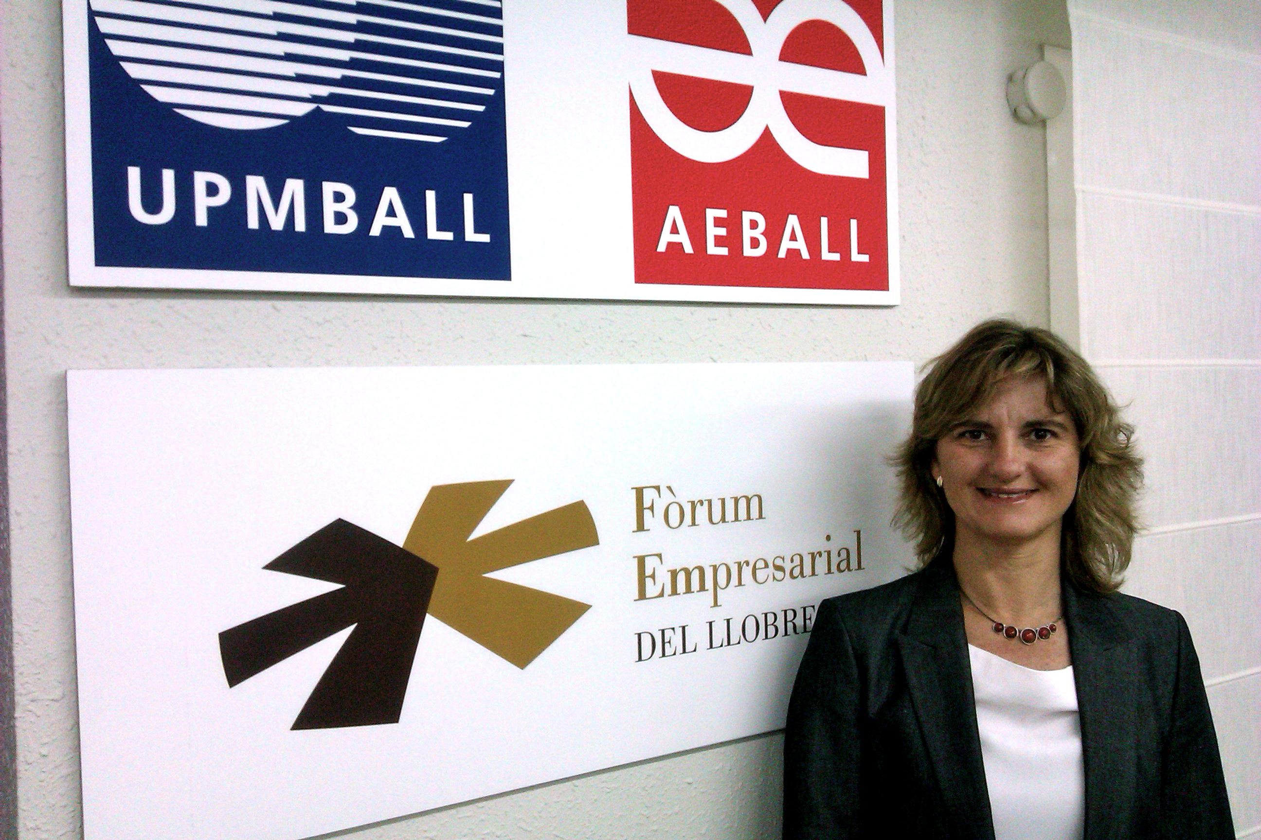 Emma de Llanos, profesora de EADA