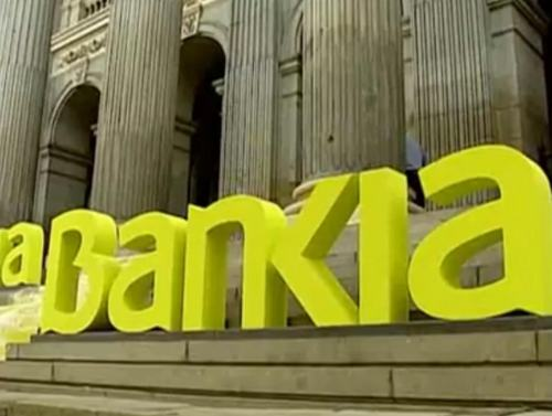 Bankia, la caída del coloso