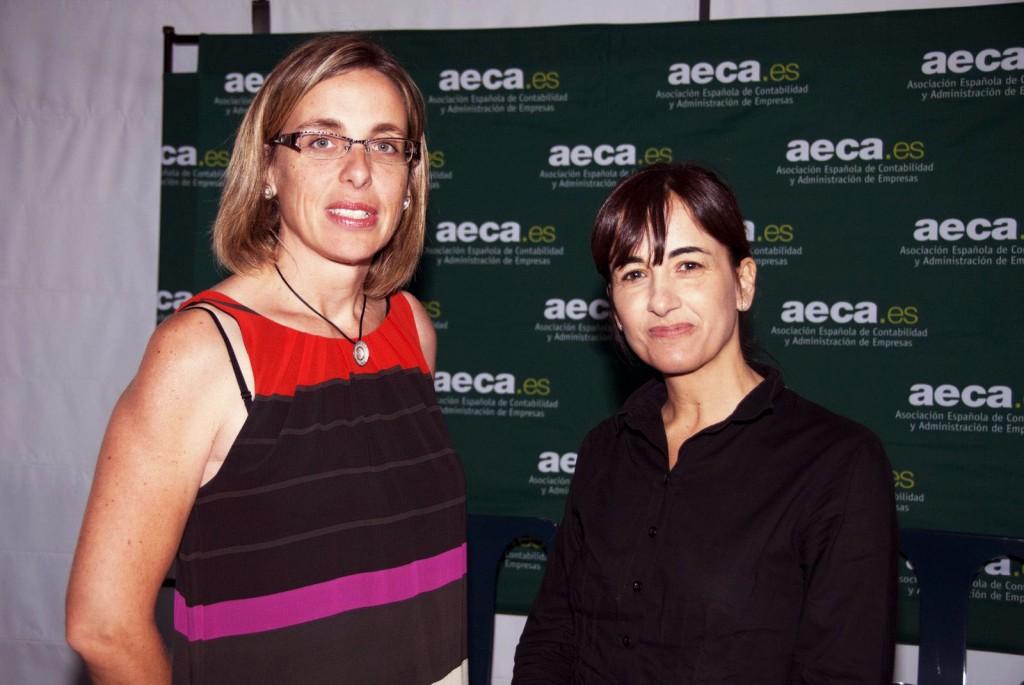 Soledad Moya de EADA recibe el premio AECA