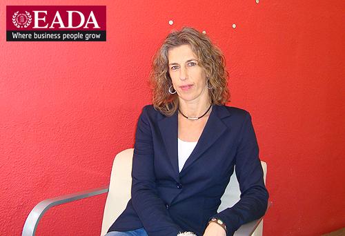 Marjolein Overmars, Directora Executive MBA de EADA