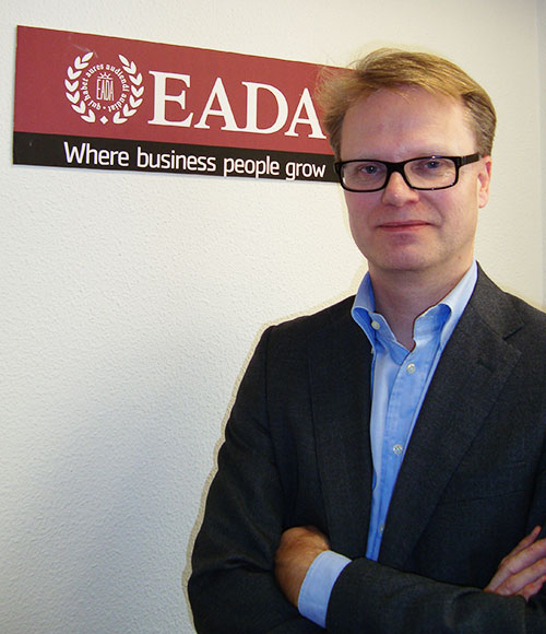Ed Weenk, profesor de EADA