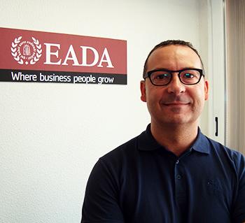 Marco A. Peña, Director de Tecnologies de la Informació EADA