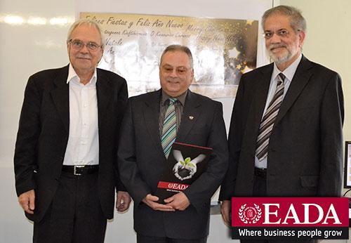 EADA teaming Fundación Banc dels Aliments