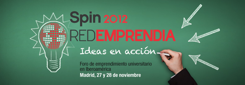 RedEmprendia Spin 2012