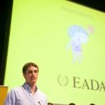 Albert Morro, estudiante del Master en Finanzas de EADA en Imagine 2013