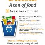 <!--:en-->A ton of food 2013. Help Banc dels Aliments <!--:-->