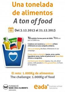 Recapte Banc dels Aliments EADA 2013