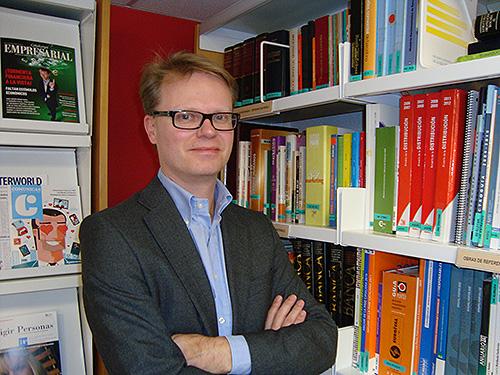Ed Weenk, profesor de Operaciones de EADA