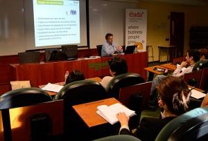 Jordi Costa mencionó los rasgos principales que tienen las empresas inclusivas
