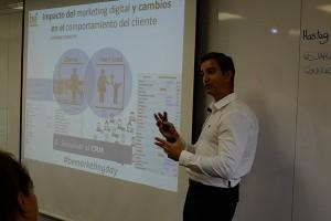 Premuda explicó que uno de los problemas iniciales que detectaron fue la poca interacción con los clientes en las redes sociales.