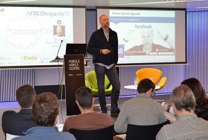 El conocido presentador de televisión  Pedro García Aguado reflexionó sobre la importancia de la reputación en las redes sociales.
