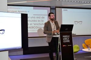 Alberto Cañas, Alumni de EADA y fundador de The box Populi explicó su experiencia en el marketing de escucha activa.
