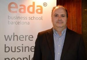 El profesor de EADA Franc Ponti es experto en innovación y creatividad.