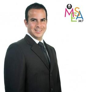 Diego Callirgos, ingeniero y emprendedor, realizó un MBA en EADA en 2001.