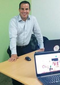 Diego recuerda con nostalgia su paso por EADA que, según explica, le ayudó a desarrollar sus habilidades directivas , sobre todo en cuanto a liderazgo y negociación.