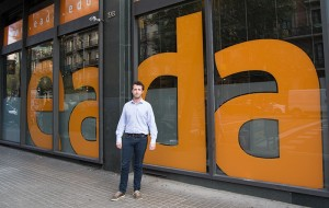 Pol Moragas está finalizando un Master in Management en EADA.