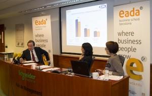 Ernesto Poveda afirmó que los datos del estudio reflejan un cambio de tendencia y un avance hacia la igualdad entre hombres y mujeres.