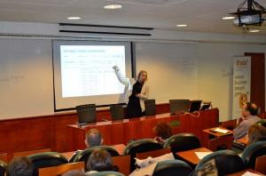 Magalí Benítez es socia fundadora de Polièdric, agencia con más de 10 años gestionando y optimizando campañas de Google AdWords.