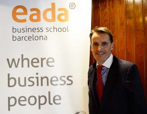 Eric Viardot es el director del Global Innovation Management Centre (GIMCE) de EADA.