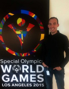 Matthew Setlik is currently director for the Special Olympics World Summer Games Los Angeles 2015 and associate professor and researcher at EADA.