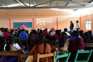 Los habitantes del municipio de Chiapas recibieron formación y asesoramiento para impulsar negocios viables y con proyección de futuro.