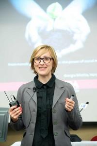 Giorgia Miotto, directora de Relaciones Externas y Comunicación de EADA, participará en Be Marketing Day 2015 con la ponencia titulada 'RSC: una ventaja competitiva en marketing'.
