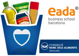 Aparte de la colaboración con 'Banc d'Aliments', EADA participa en varias acciones sociales a favor de los colectivos más desfavorecidos.