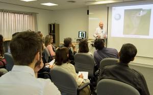 Raimon Mirosa, responsable comercial de Frit Ravich, participó en Be Marketing Day para hablar de la estrategia comercial que impulsó la compañía en 2009 a raíz de la crisis económica.