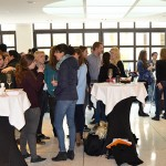Networking event with EADA's participants
