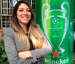 Ana María Rodríguez, que hizo un International Master in Marketing en EADA entre 2007 y 2008, es actualmente Senior Brand Manager de Heineken para Central Cervecera de Colombia.