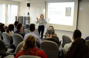 Giorgia Miotto, directora de Comunicación de EADA y profesora de Marketing, aseguró que los consumidores se decantan cada vez más por las marcas socialmente responsables.