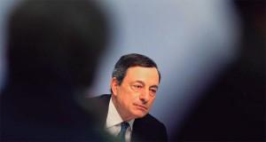 Mario Draghi acaparó todas las miradas el pasado mes de marzo cuando propuso tipos de interés a cero.
