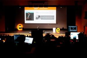 Imagen de la edición anterior del Executive Meeting de EADA, que también se realizó en el Palau de Congressos de Catalunya.