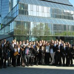 Business trip of EADA's international participants to Frankfurt