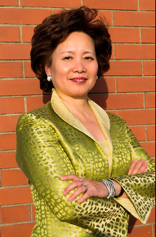 Margaret Chen, Honorary President of China Club Spain and member of EADA's International Advisory Board