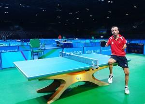 Imagen de Alberto Seoane correspondiente a los últimos Juegos Paralímpicos de Río.