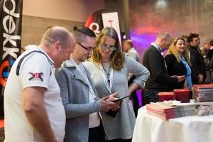 El EADA Annual Meeting 2016 concluirá con un 'Networking Quizz', un juego interactivo con tablets donde los participantes de cada equipo deberán resolver preguntas y pruebas relacionadas con EADA y con el programa que realizaron.