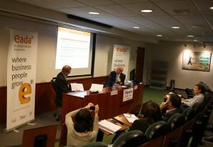 Una de las conclusiones del informe es que todas las empresas del IBEX son solventes.