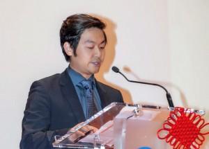 Yang Fan compagina su labor como presidente de la Asociación de Estudiantes Chinos en Barcelona con la realización del International Master in Finance de EADA, que finalizará este 2017.