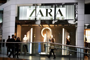 Viardot puts the example of Zara as open innovation reference because its designers are getting ideas from outside the company and mostly from the customers.