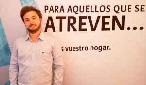 Tras ser reclutado por Joaquim Escura, el estudiante del postgrado Manel Martín continúa su contrato de prácticas en el departamento de RR.HH. de Allianz España asumiendo tareas muy diversas.
