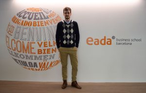 Agustín Mestre está realizando actualmente el International MBA de EADA.